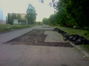 как добиться ремонта дорог
