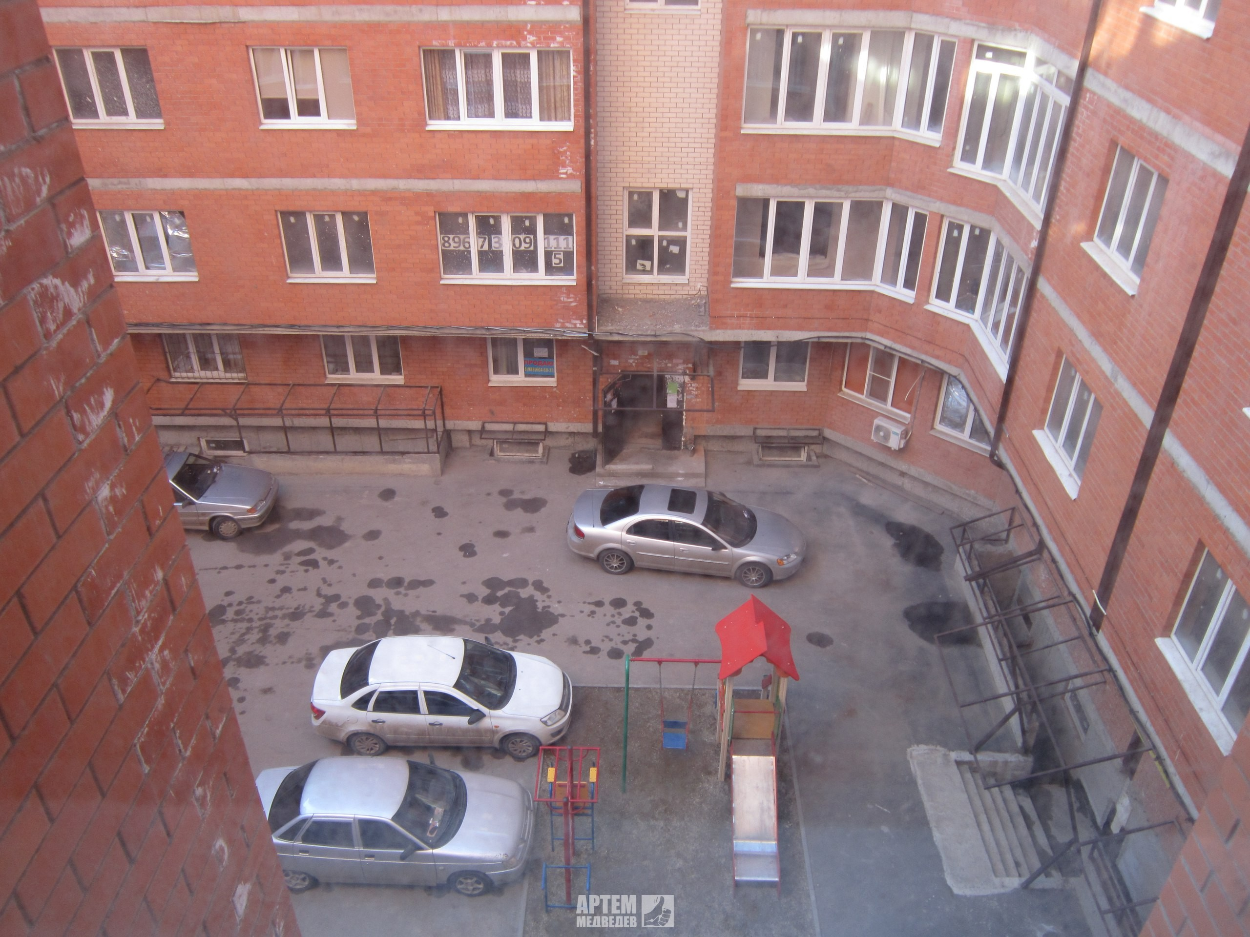 Краснодар, ул. Мусоргского д.6
