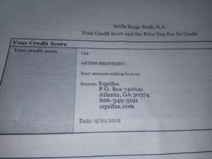 кредитные карты США
